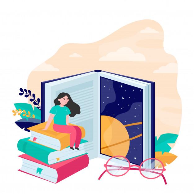 tiny-woman-sitting-huge-book-flat-vector-illustration_74855-5946